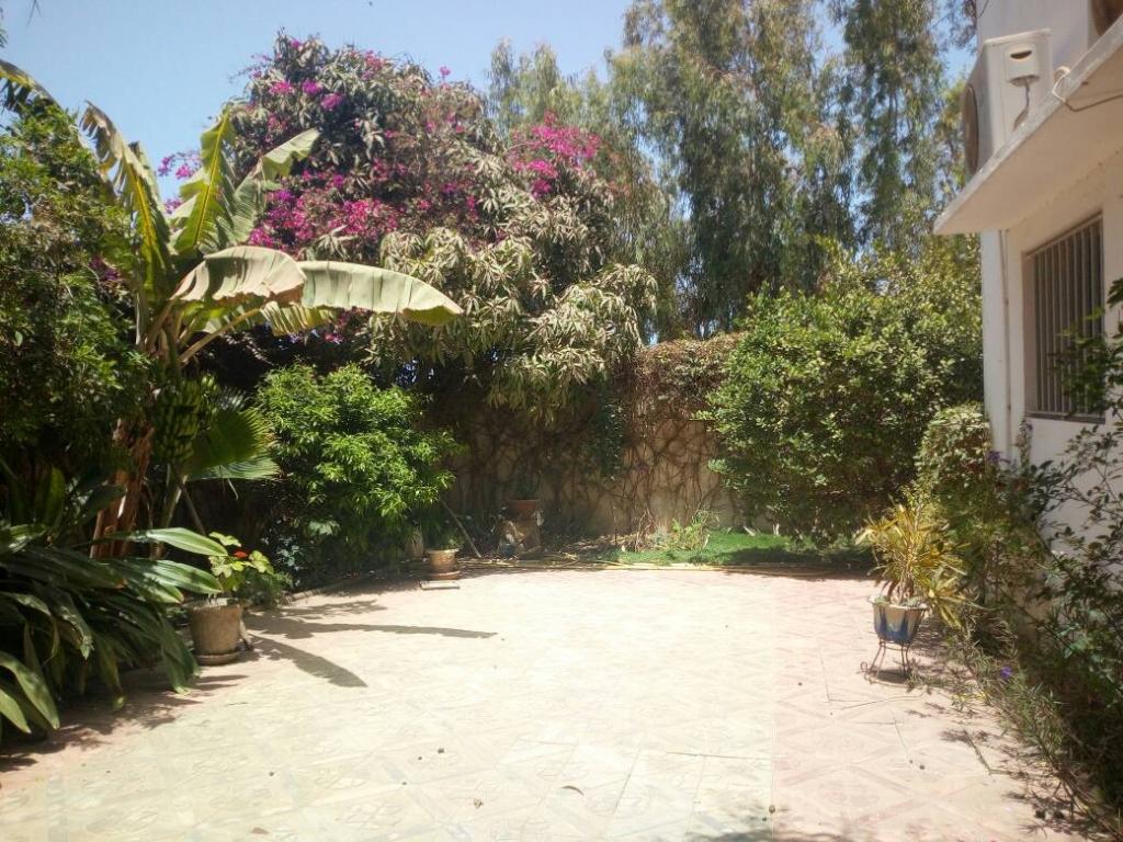 Maison Expat Dakar A Louer Avec Jardin Mamelles Dakar ... dedans Maison A Louer Avec Jardin