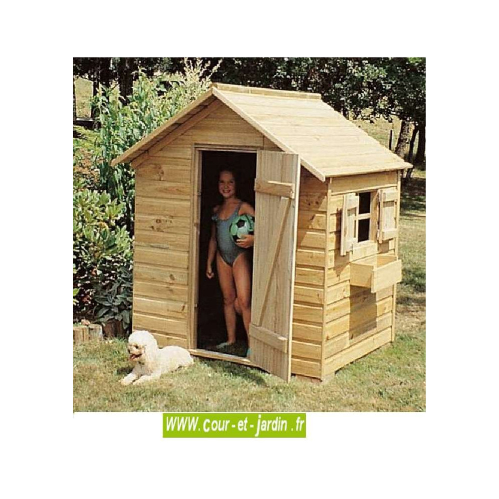 Maison Jardin Enfant ▷ Maisonnette, Cabane Jardin Enfant ... destiné Abri Jardin Enfant