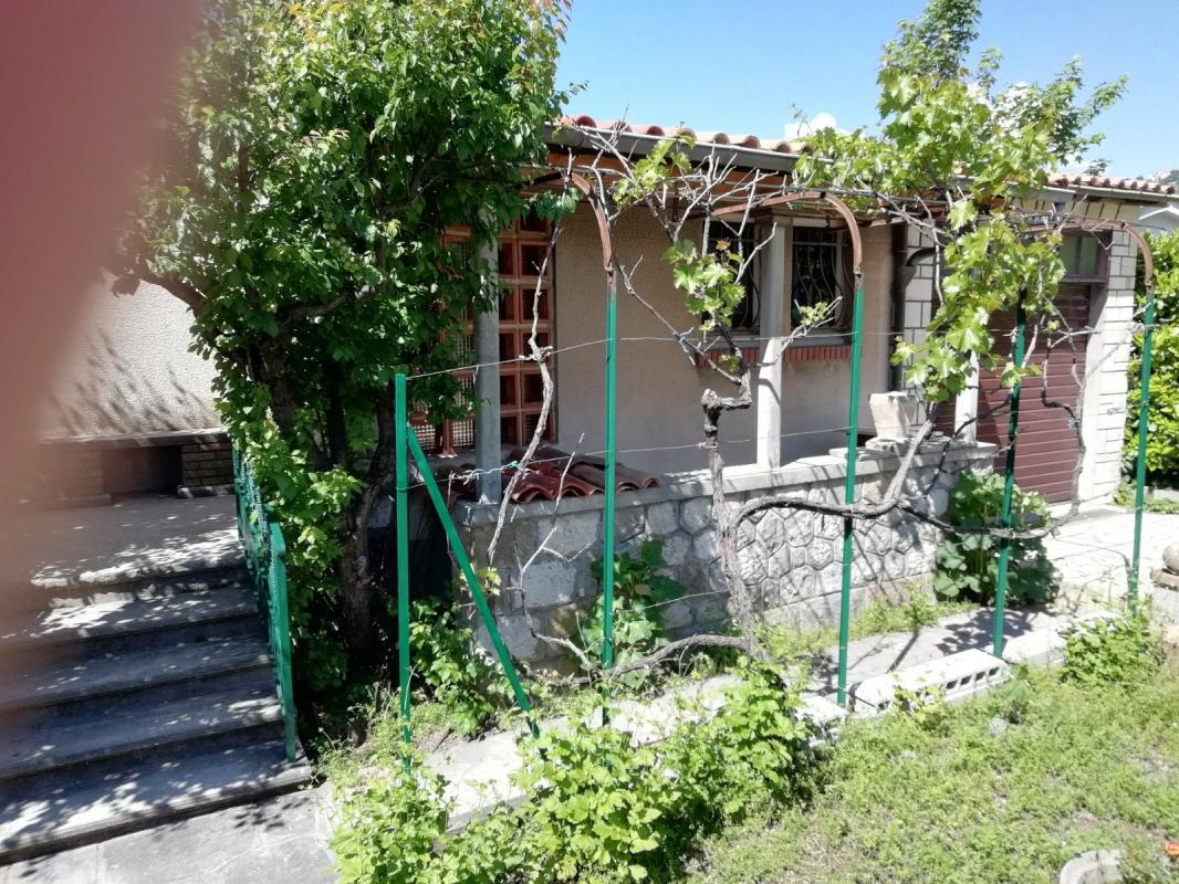 Maison T3 Maison T3 Avec Jardin Digne Les Bains - Immobilier ... dedans Maison A Louer Avec Jardin