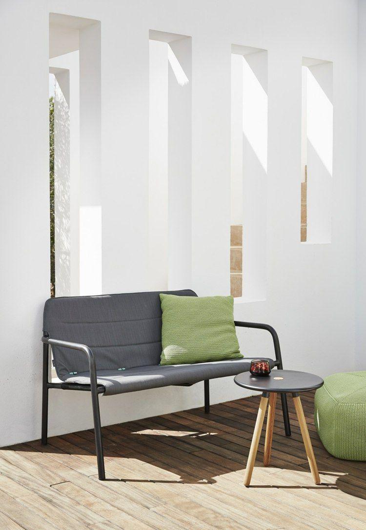 Mobilier De Jardin Design Par Cane-Line En 16 Idées Top ! dedans Mobilier De Jardin Design De Luxe