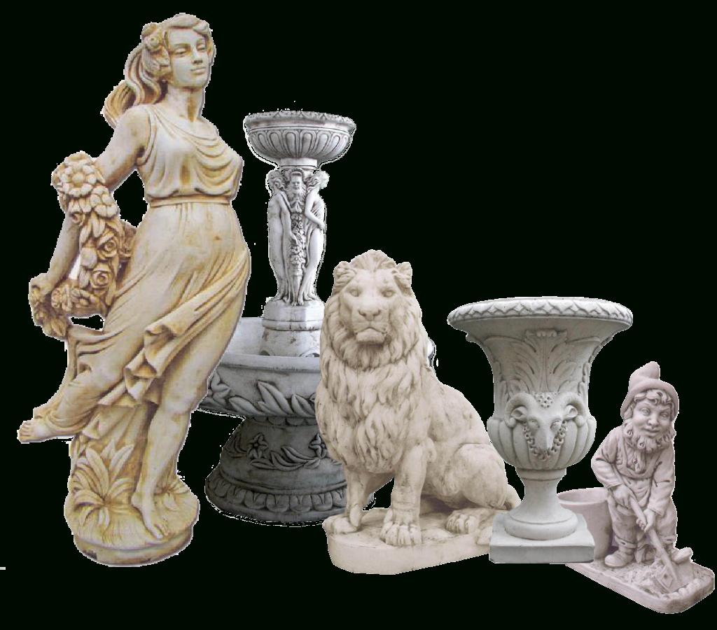 Mobilier De Jardin Et Statues Dijon - Eurodeco serapportantà Statuette De Jardin