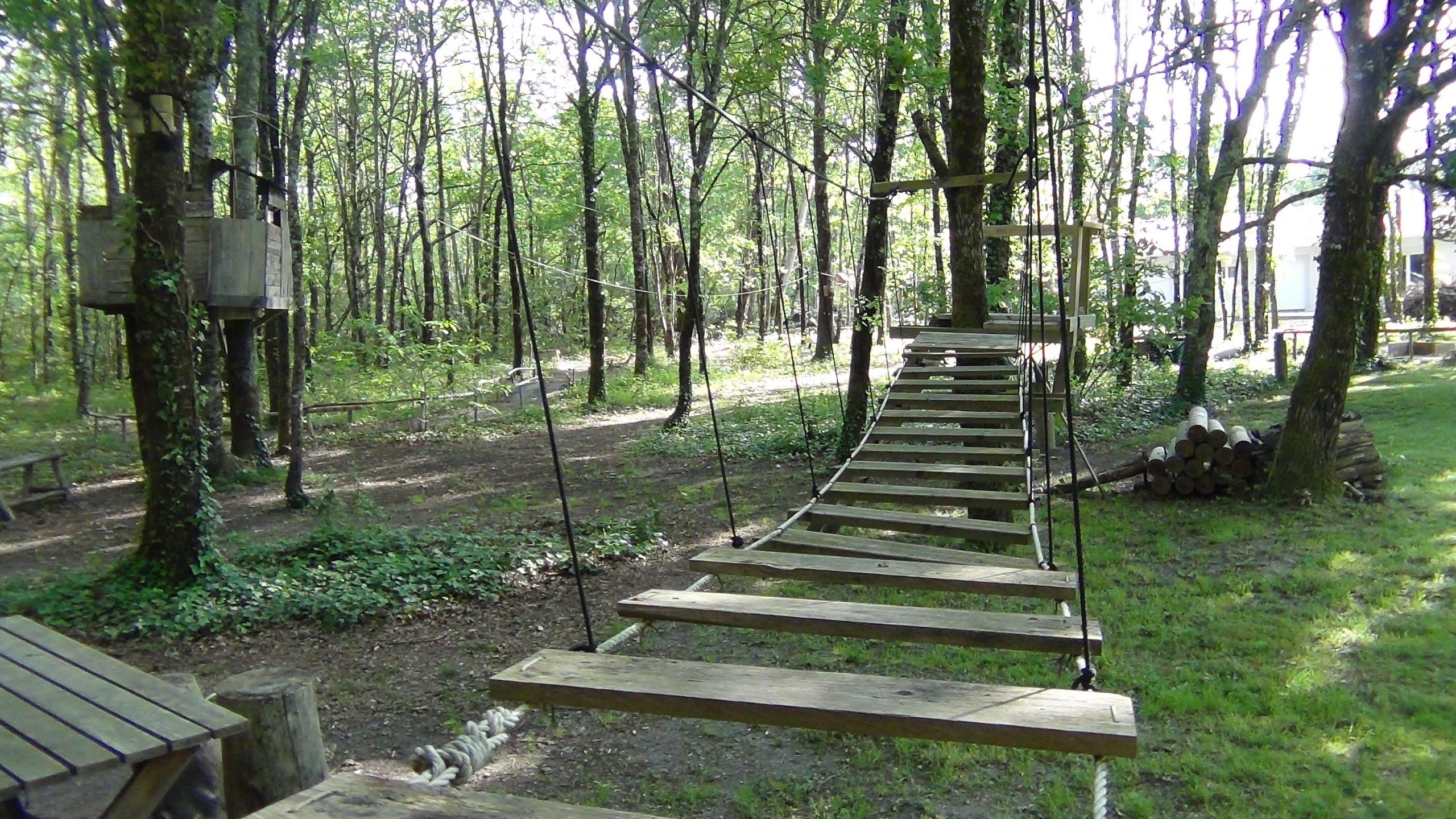Mon Acrobranche Maison - Communauté Leroy Merlin destiné Tyrolienne Jardin Leroy Merlin