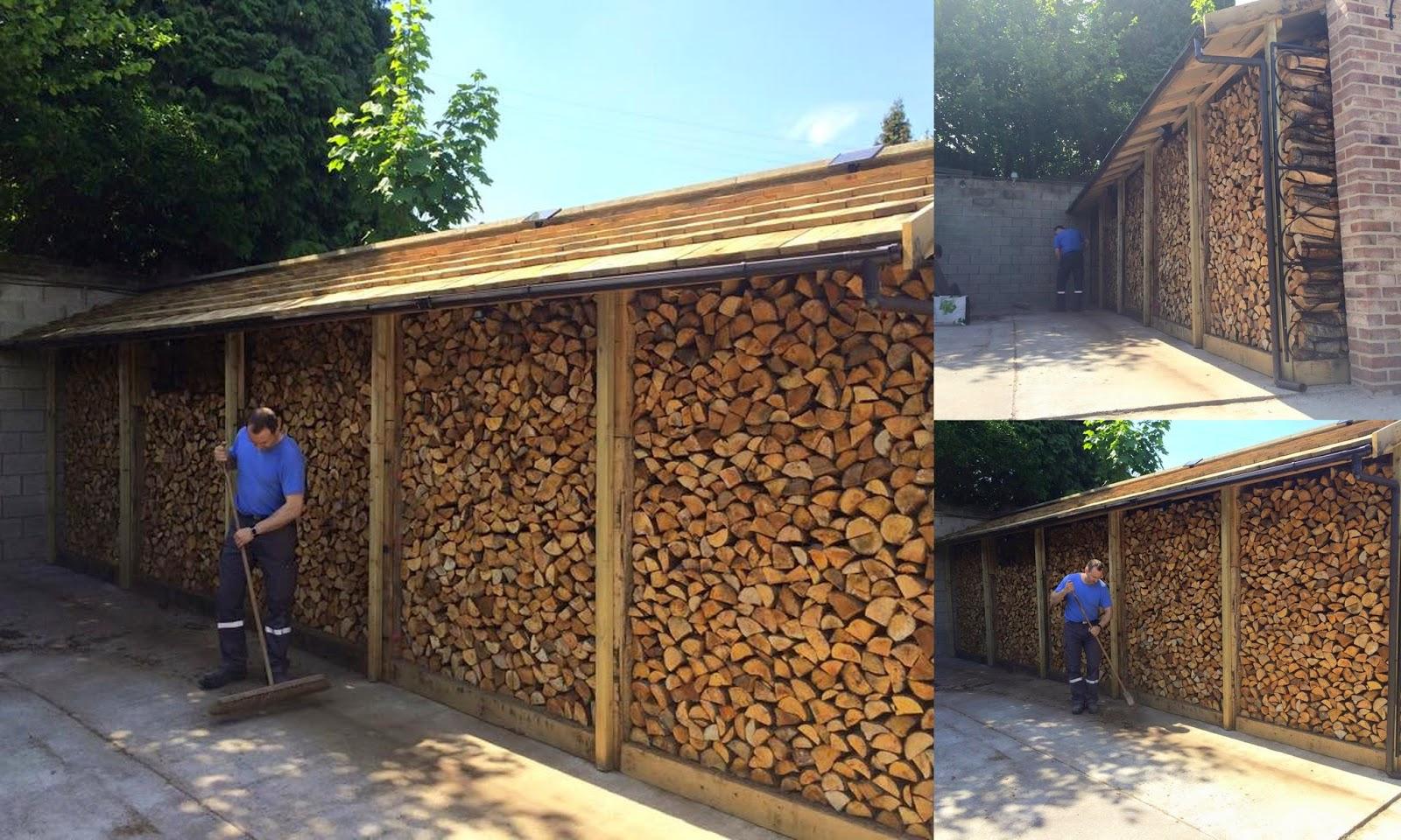 Mon Blog Parmi Tant D'autres... Lechatmorpheus: Construction ... dedans Construire Abri Bois