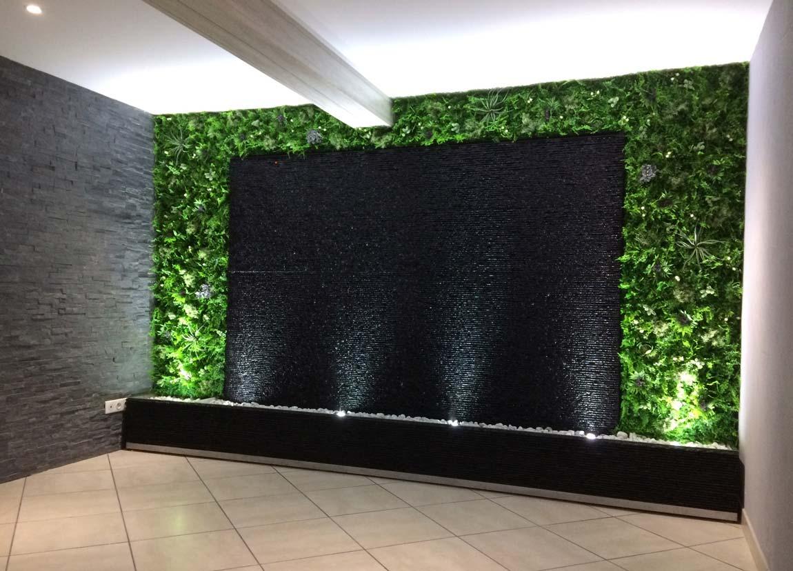 Murs D'eau Sur Mesure - Histoire D'eau intérieur Mur D Eau Jardin