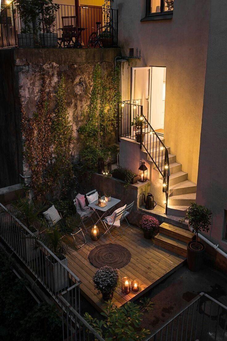 O G Y . O G Y . O G Y | Deco Balcon, Design Extérieur ... concernant Deco Design Jardin Terrasse