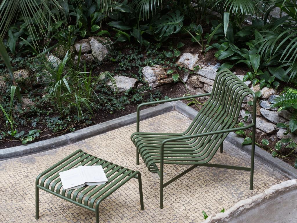 Palissade, Le Mobilier Outdoor De Hay - Joli Place tout Mobiler De Jardin