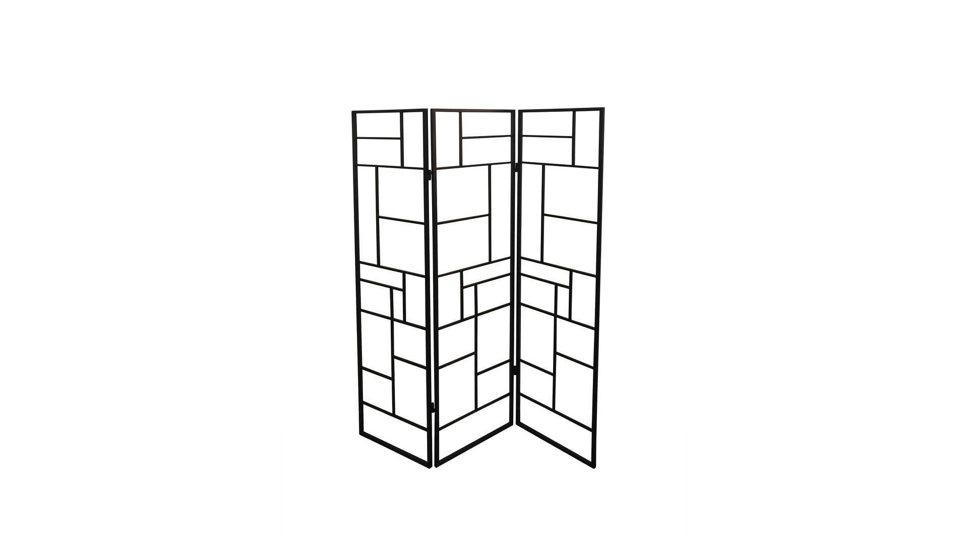 Paravent 3 Panneaux Viviana   Paravent, Panneau Et Tapis 120X170 à Paravent Conforama