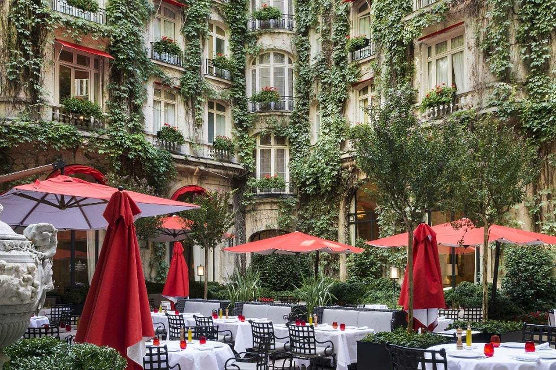 Paris'in En İyi 10 Oteli serapportantà Deco Design Jardin Terrasse