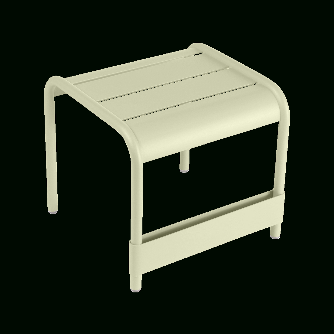 Petite Table Basse / Repose-Pieds Luxembourg, Pour Salon De ... tout Petite Table De Salon De Jardin