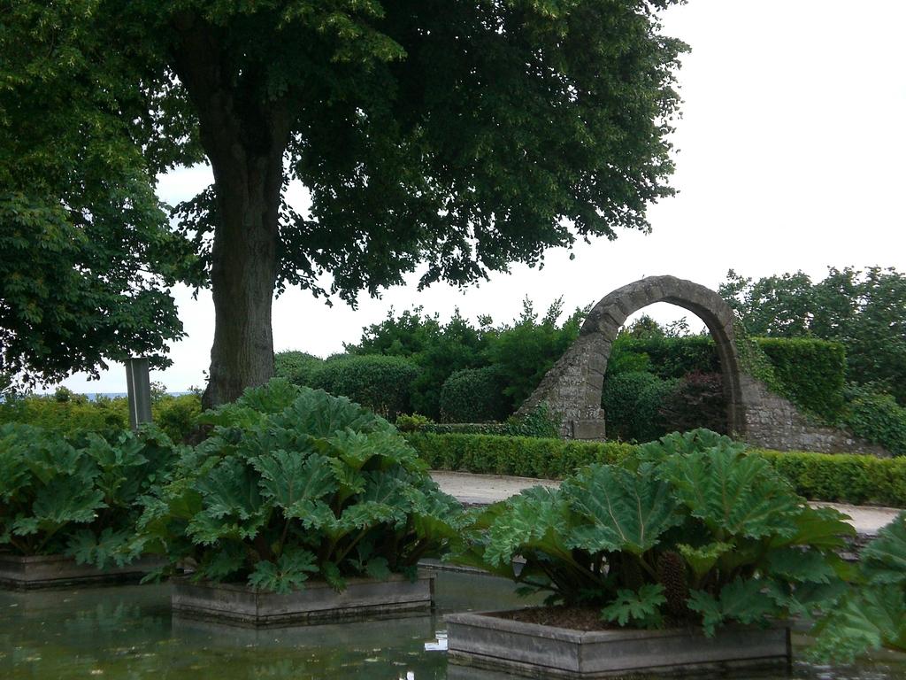 Photo À Avranches (50300) : Le Jardin Des Plantes ... concernant Le Jardin Des Plantes Avranches