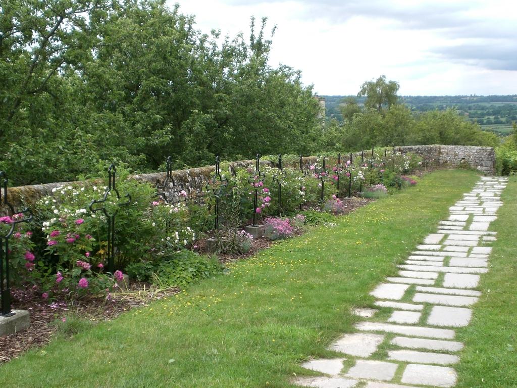 Photo À Avranches (50300) : Le Jardin Des Plantes ... intérieur Jardin Des Plantes Avranches