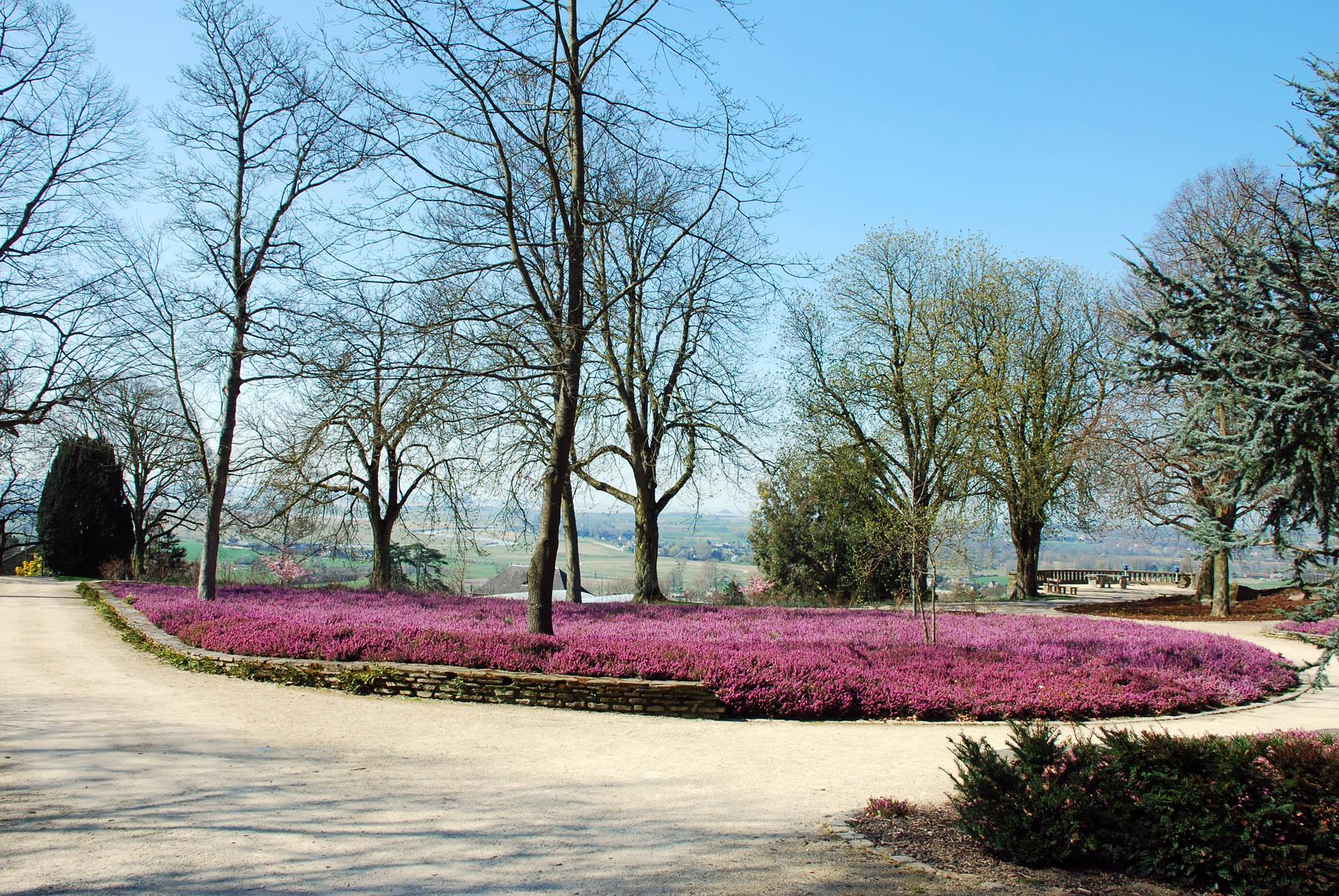 Photo: Jardin Des Plantes - Avranches - France intérieur Le Jardin Des Plantes Avranches