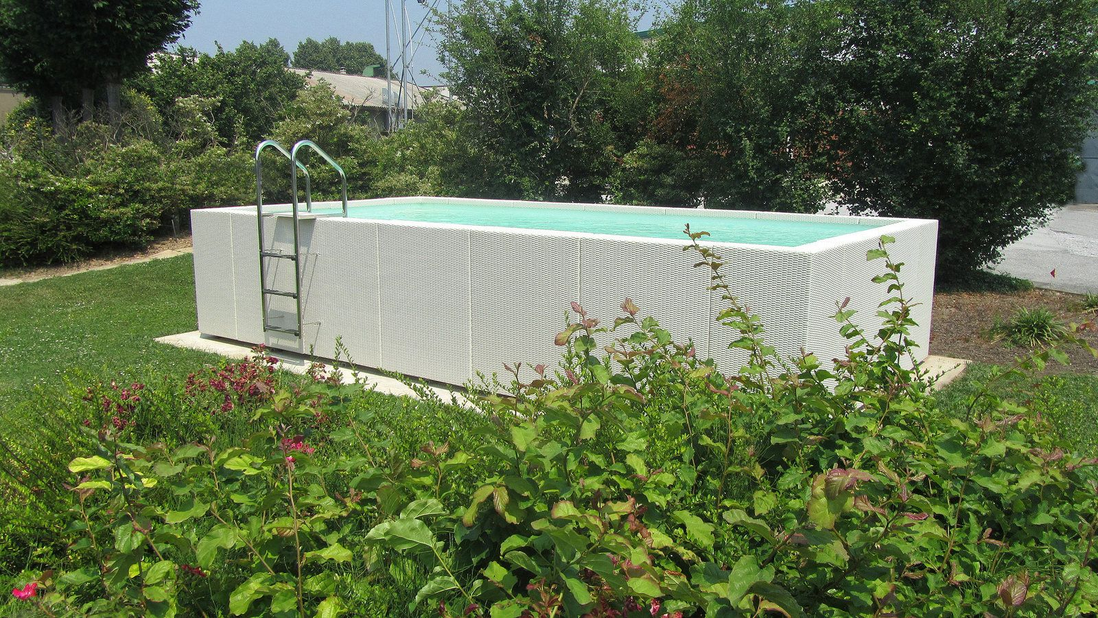 Piscine Dolcevita   Swimming Pools, Outdoor Decor, Backyard pour Oogarden Piscine