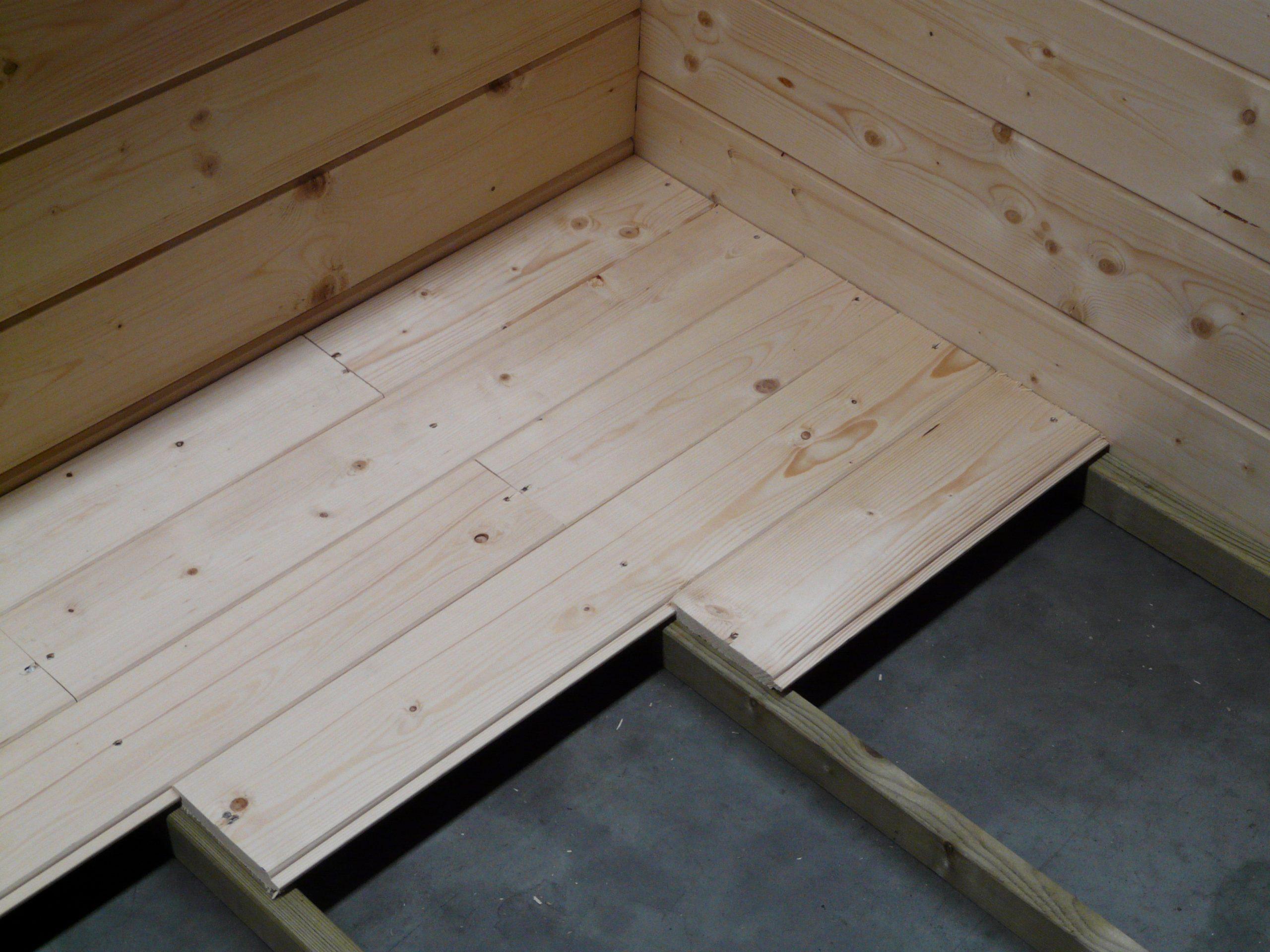Plancher Pour Abri De Jardin 7,5 M² Solid - Mr.bricolage tout Plancher Abri De Jardin
