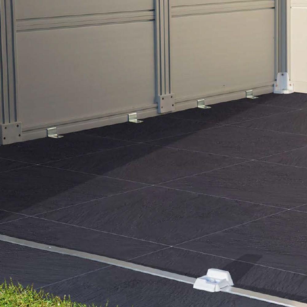 Plancher Pour Abri De Jardin Grosfillex 4,90 M² pour Plancher Abri De Jardin
