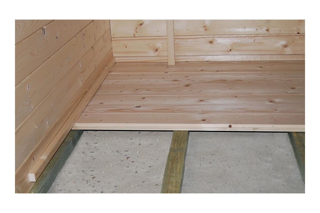 Plancher Pour Abri Muret à Plancher Abri De Jardin