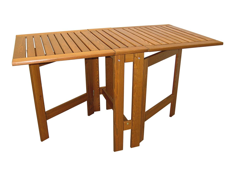 Pliable De Bois Table Bois Jardin Table Pliable Table Jardin ... avec Table Jardin Pliante