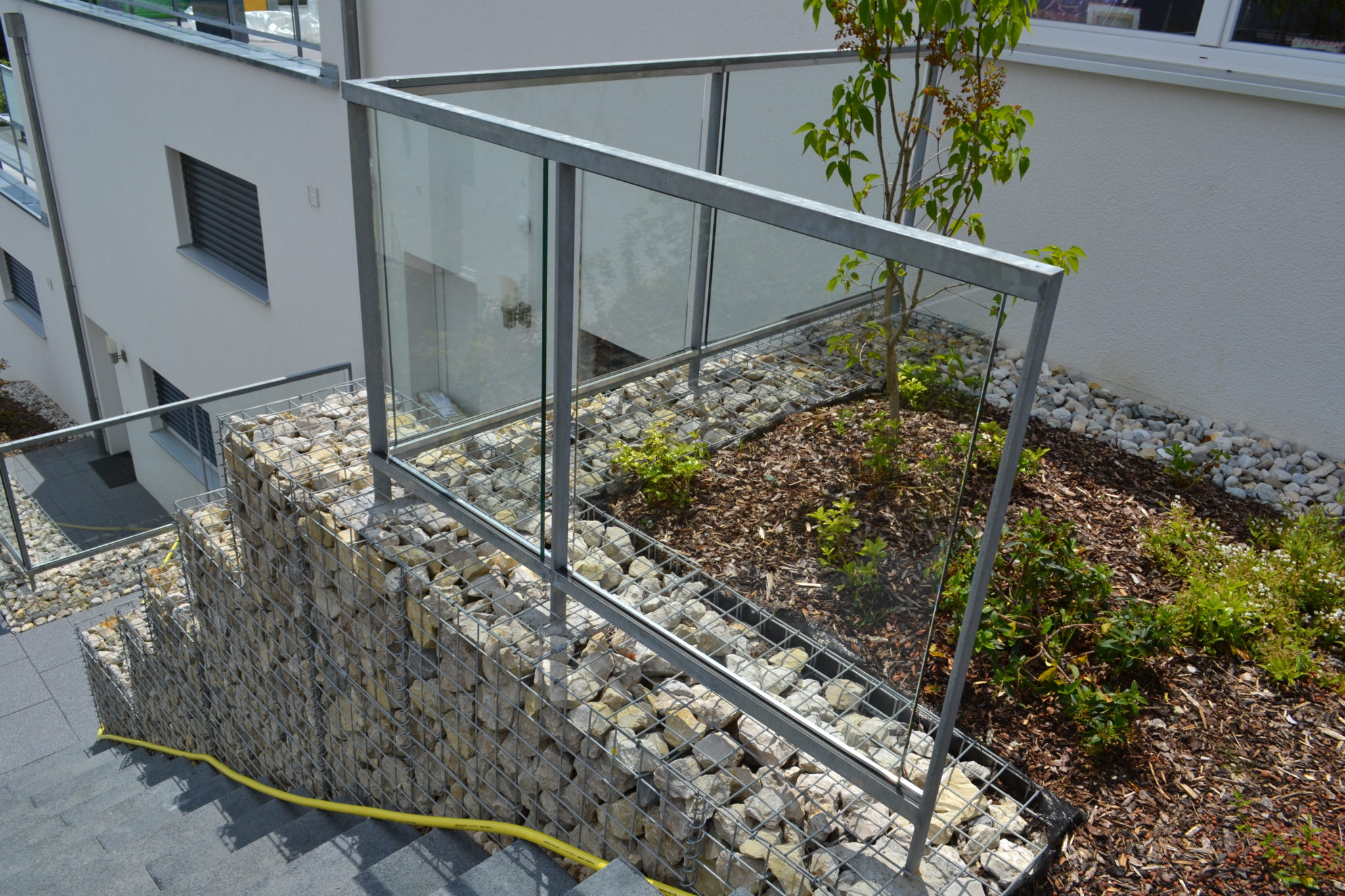 Portails / Clotures | Green-Jardin Sàrl dedans Clotures Jardin Design