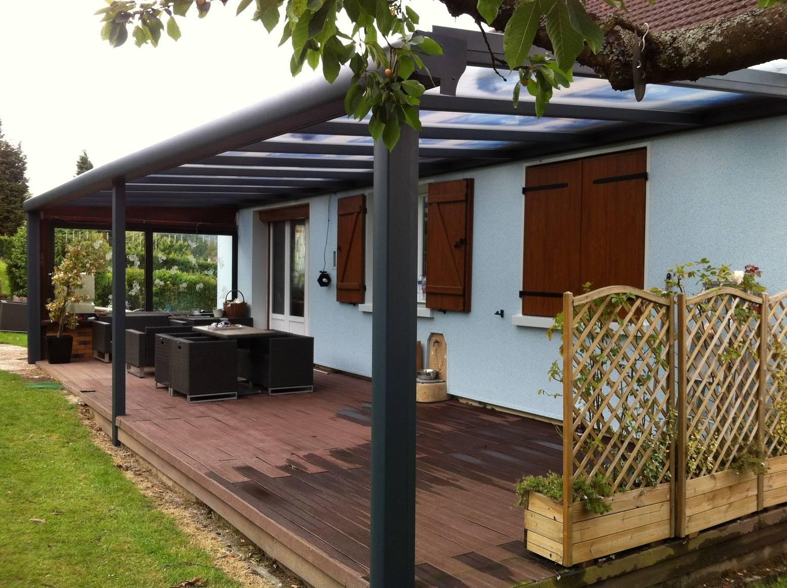 Pose D'un Kiosque De Jardin Vernon - Atem + tout Kiosque Aluminium Jardin