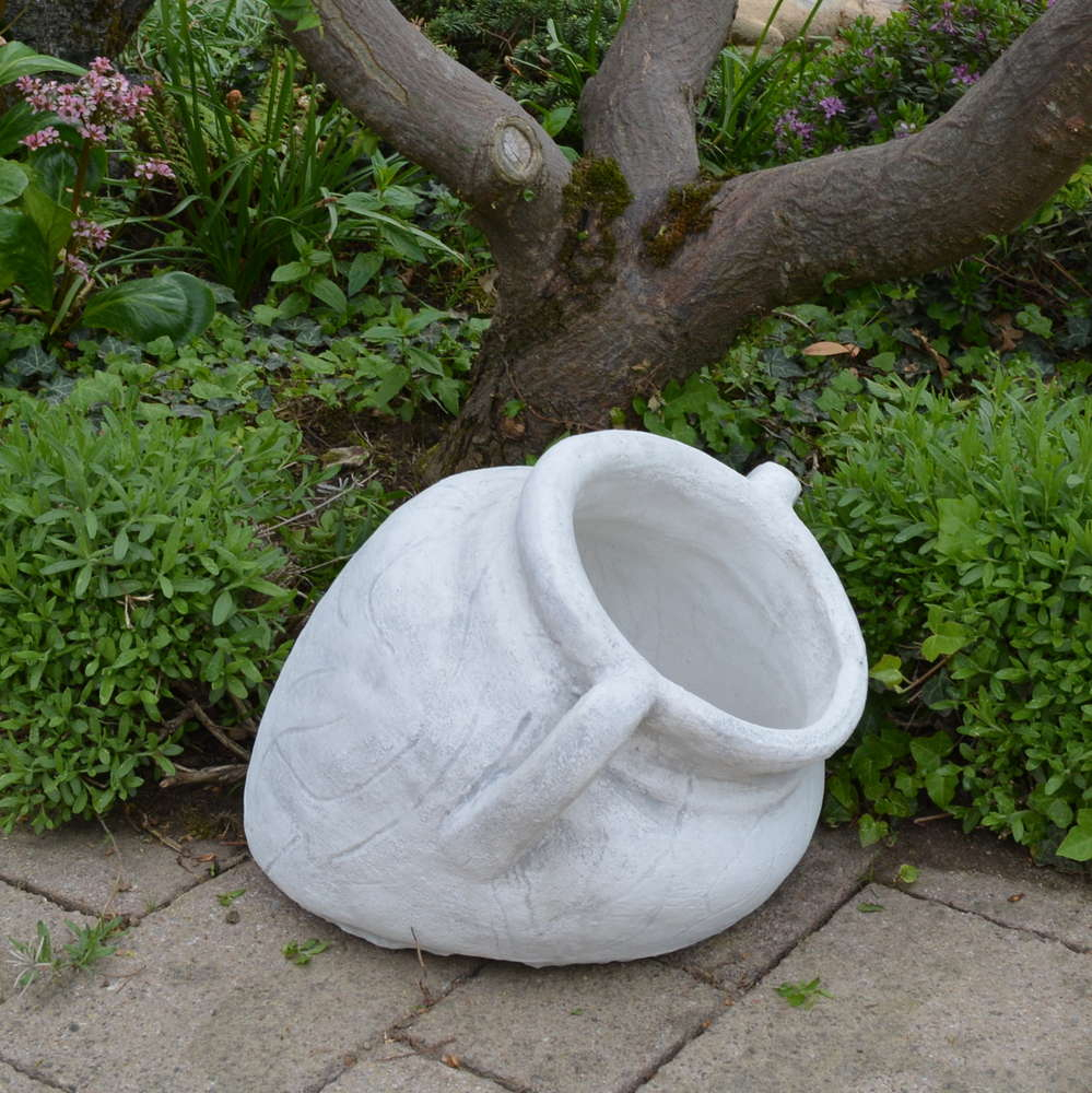 Pot De Fleur Amphore Autour De Grand - Gartendekoparadies.de intérieur Amphore Jardin