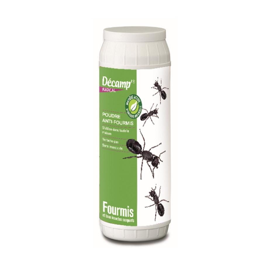 Poudre Anti-Fourmis Et Insectes Rampants - Achat Nature destiné Anti Fourmi Pas Cher