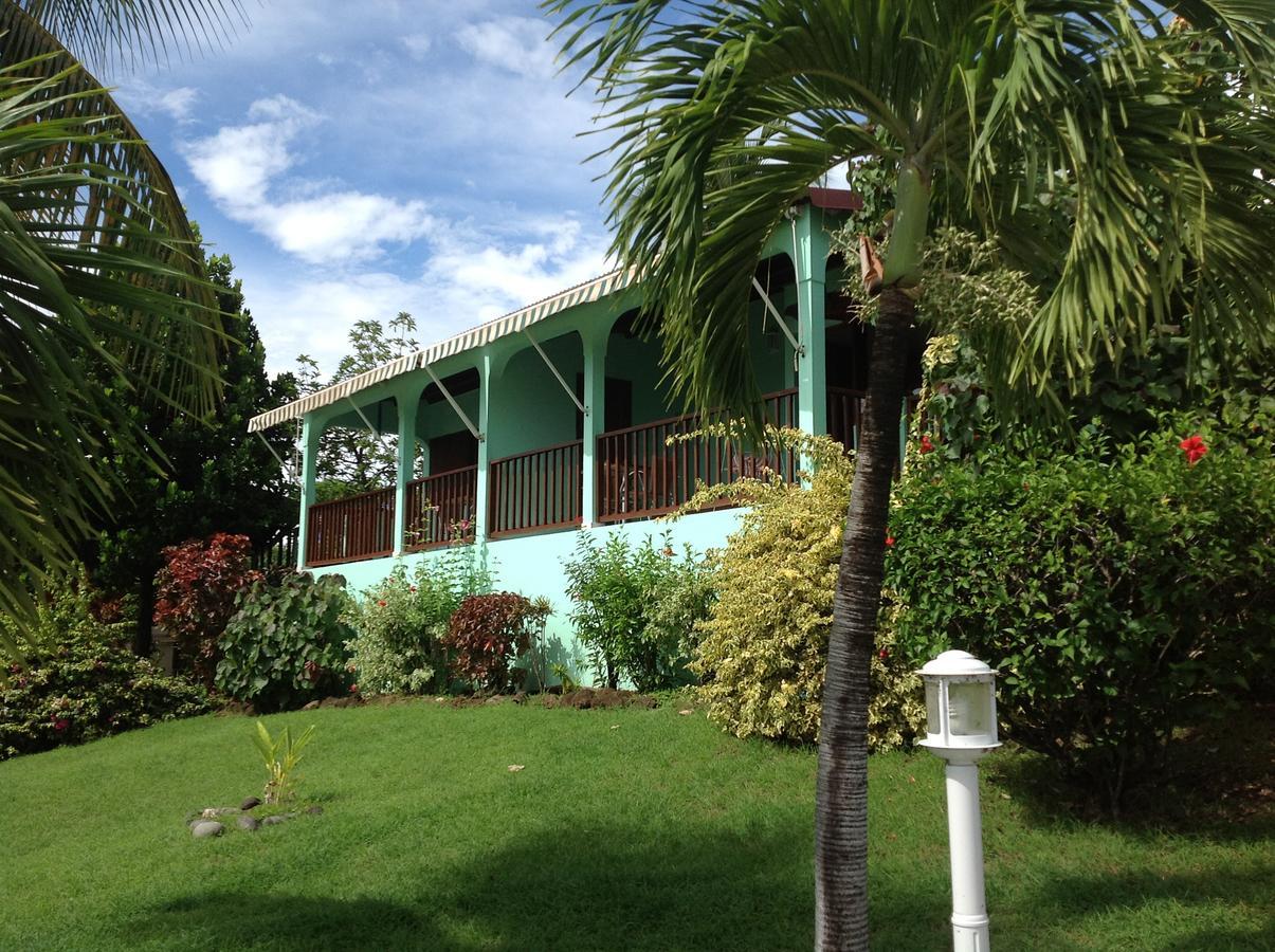 Résidence Pommes Cannelles, Bouillante, Guadeloupe - Booking concernant Le Jardin Tropical Bouillante