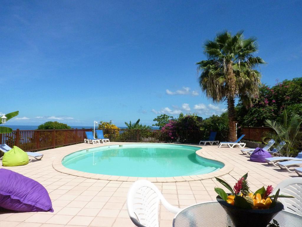 Résidence Pommes Cannelles, Bouillante, Guadeloupe ... intérieur Le Jardin Tropical Bouillante