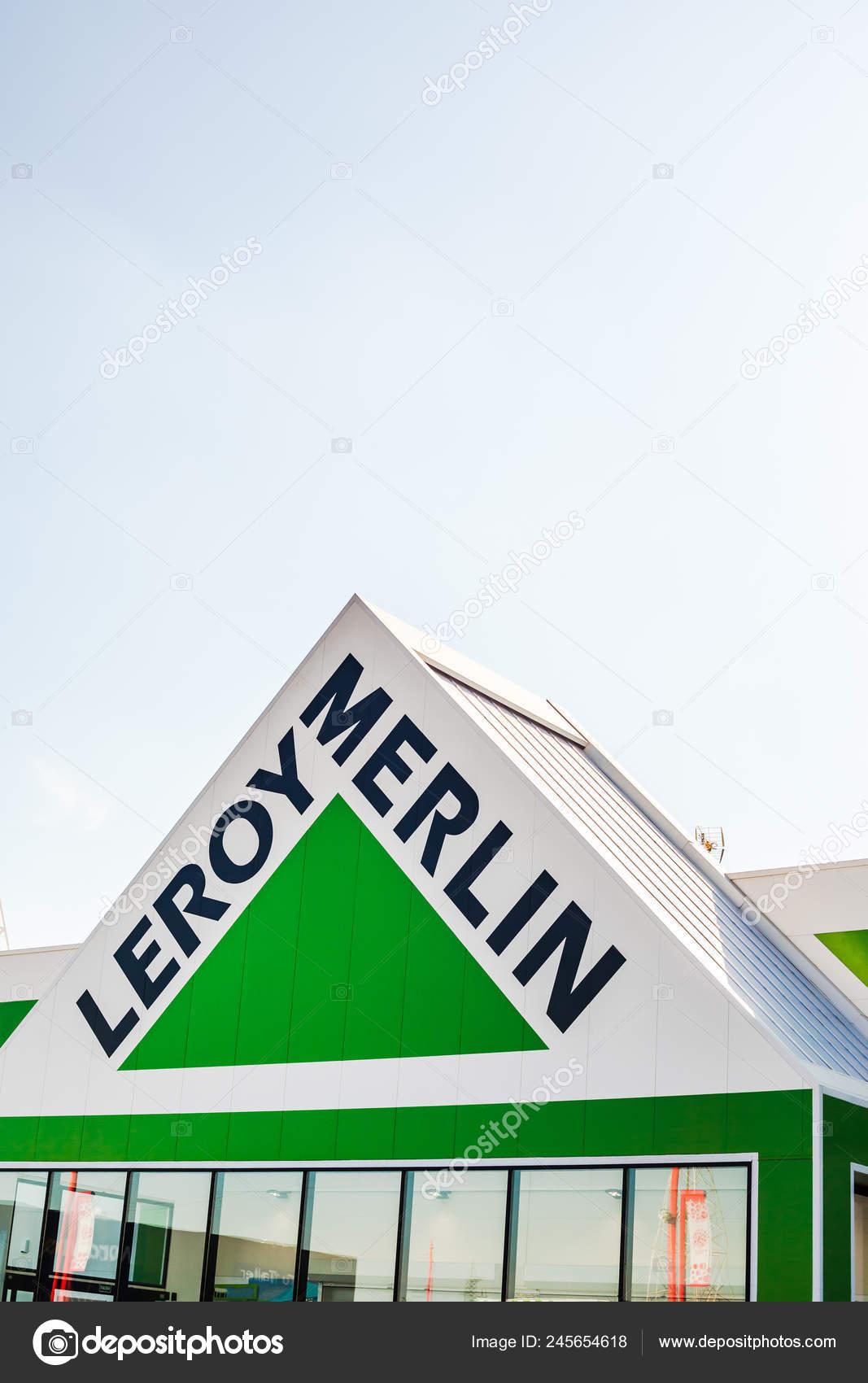 Sagunto Spain February 2019 Leroy Merlin Store Chain Brand ... encequiconcerne Leroy Merlin Tenerife
