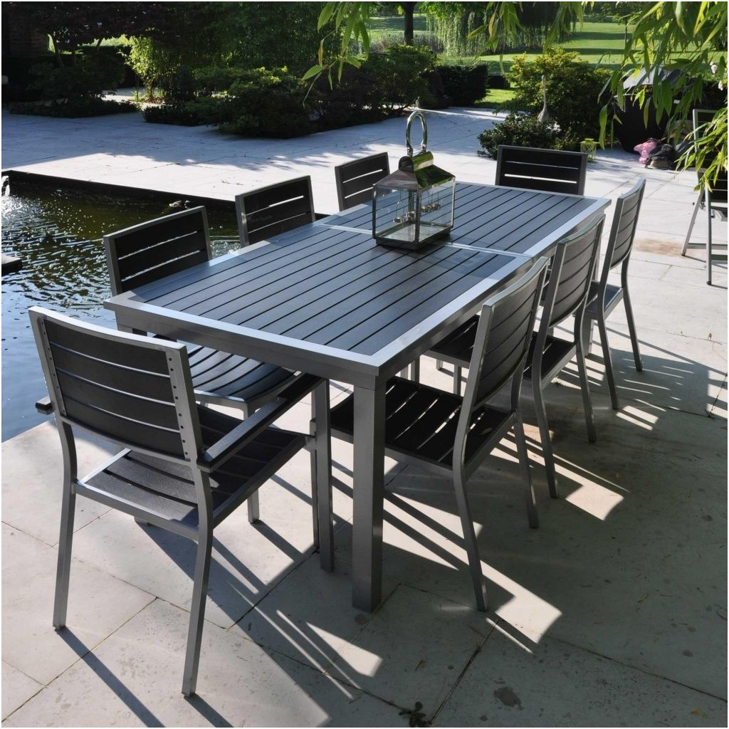 Salon De Jardin Castorama Table Et Chaise De Jardin En ... avec Table De Jardin Castorama