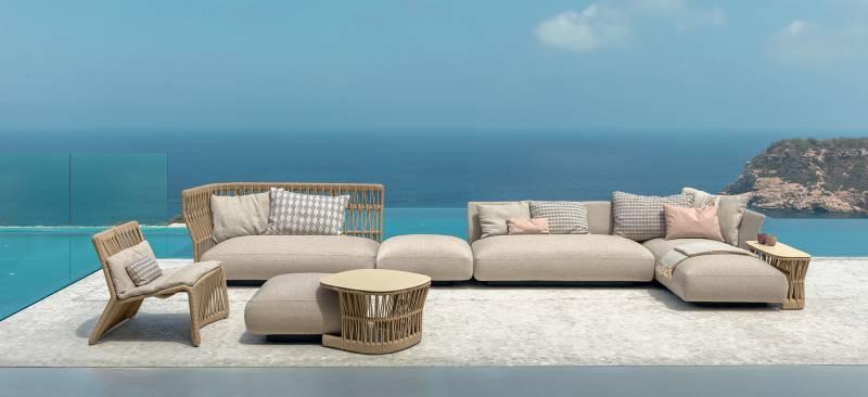 Salon De Jardin De Luxe - The Best Undercut Ponytail serapportantà Mobilier De Jardin Design De Luxe