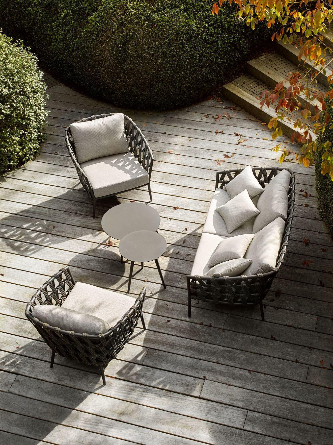 Salon De Jardin Design : Les Plus Beaux Modèles... | Salon ... intérieur Salon De Detente Jardin