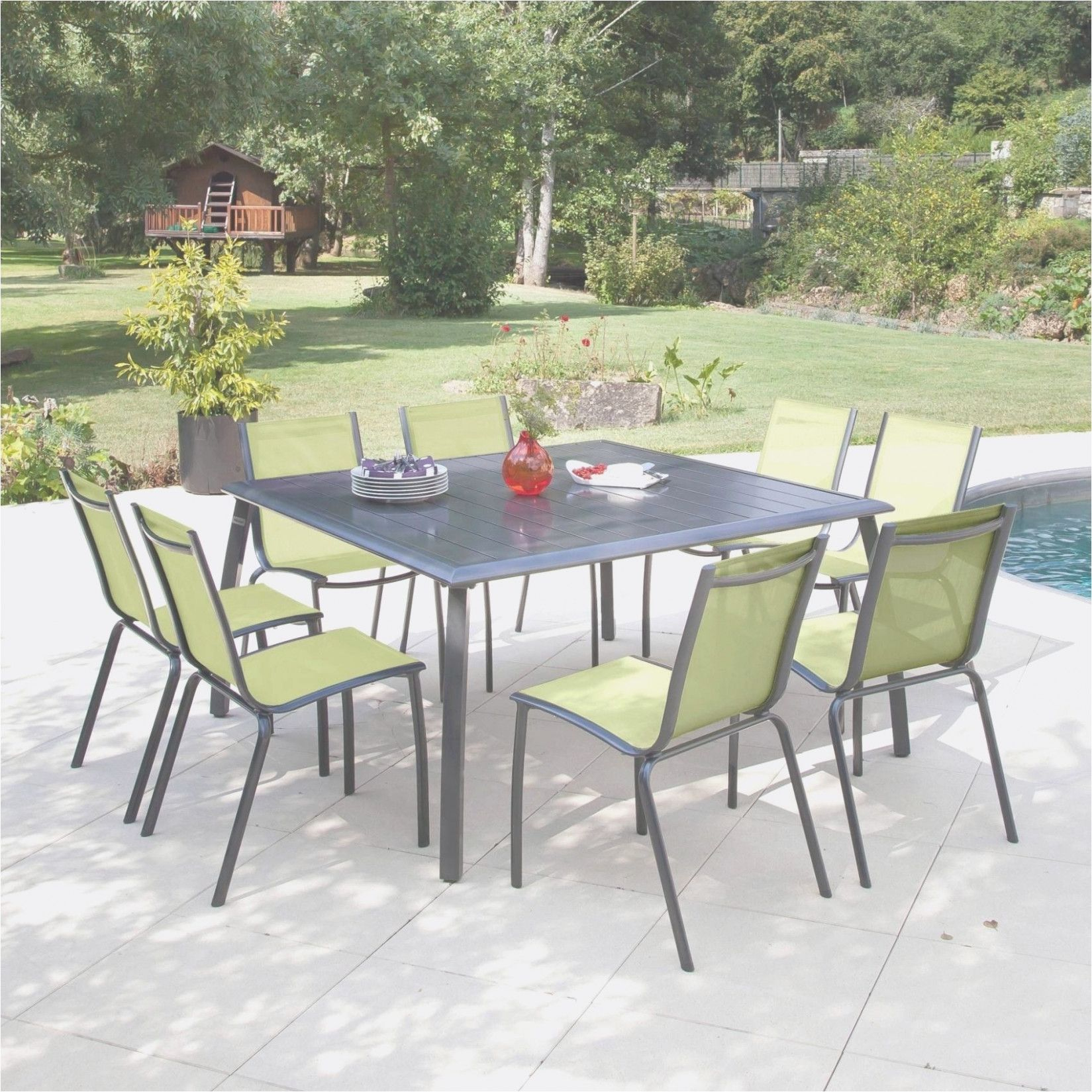 Salon De Jardin In 2020 | Outdoor Furniture Sets, Outdoor ... dedans Table Jardin Ikea Occasion