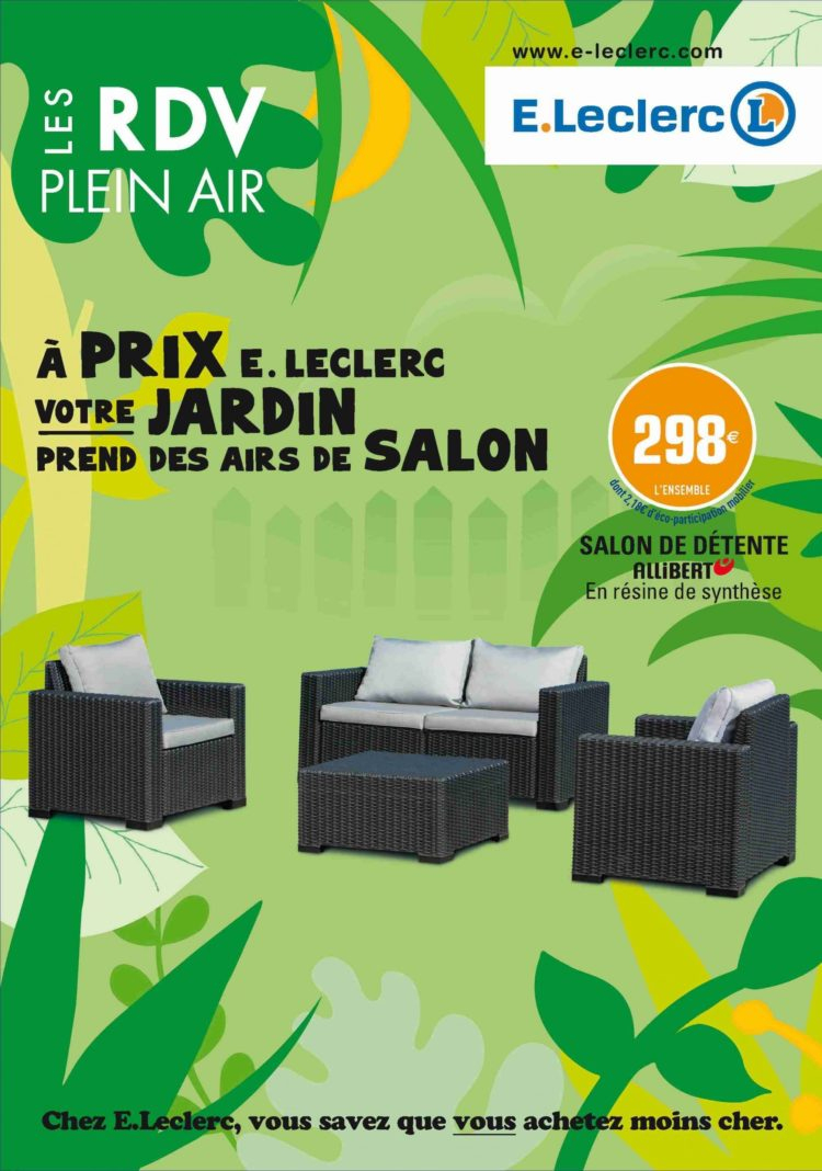 Salon De Jardin Leclerc 299 Euros - The Best Undercut Ponytail serapportantà Salon Jardin Leclerc