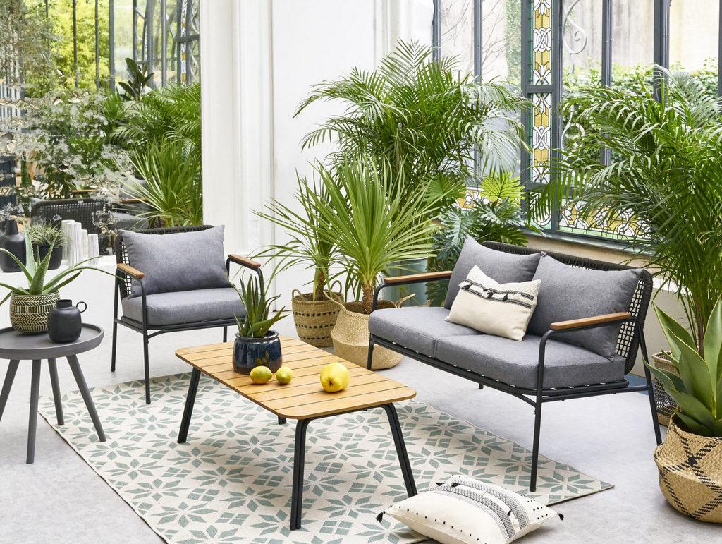 Salon De Jardin : Les Nouveautés De La Redoute - Joli Place destiné Fauteuil De Jardin La Redoute
