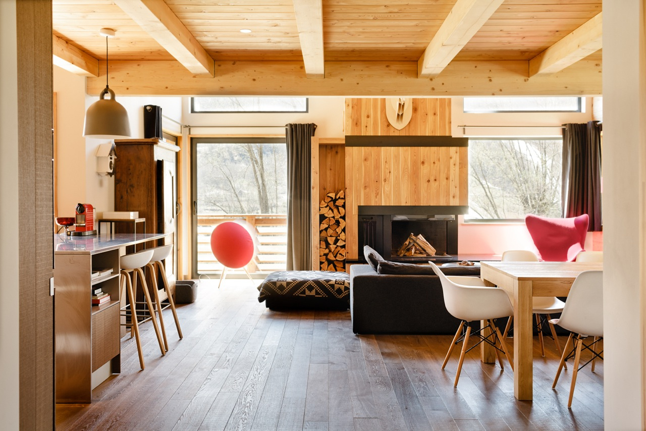 Serre Chevalier Luxury Chalet Rentals Ski Slopes Spa Concierge Services  French Alps (2) tout Chalet En Kit Occasion