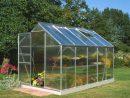Serre De Jardin Pas Cher - Petite Surface 6M2 - Popular 106 destiné Serre Polycarbonate Pas Cher