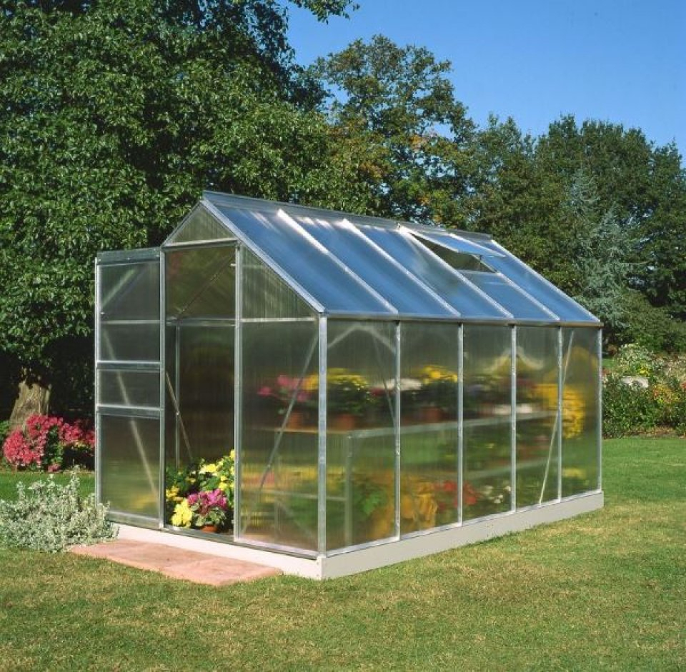 Serre De Jardin Pas Cher - Petite Surface 6M2 - Popular 106 serapportantà Serre Jardin Pas Cher