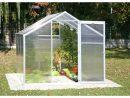Serre De Jardin Polycarbonate 12M2 - Veranda Et Abri Jardin dedans Serre Polycarbonate Pas Cher