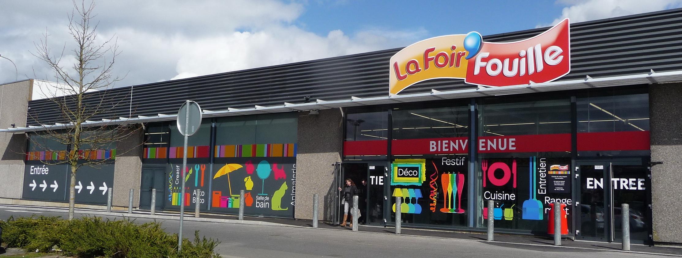 Service Client La Foir'fouille, Contacter La Foir'fouille ... avec Foir Fouille