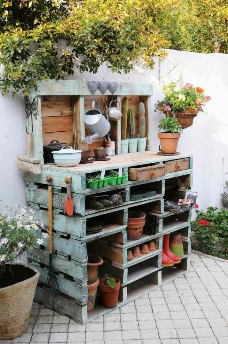 Shabby Chic Deco Jardin | Amenagement Jardin, Jardinage ... dedans Deco Jardin