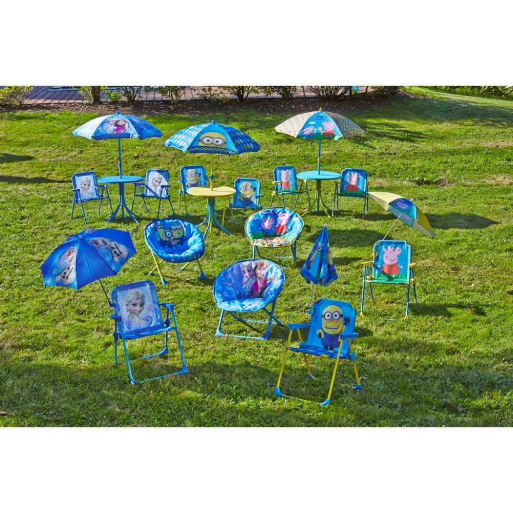 Siège Minion concernant Mobilier Jardin Enfant