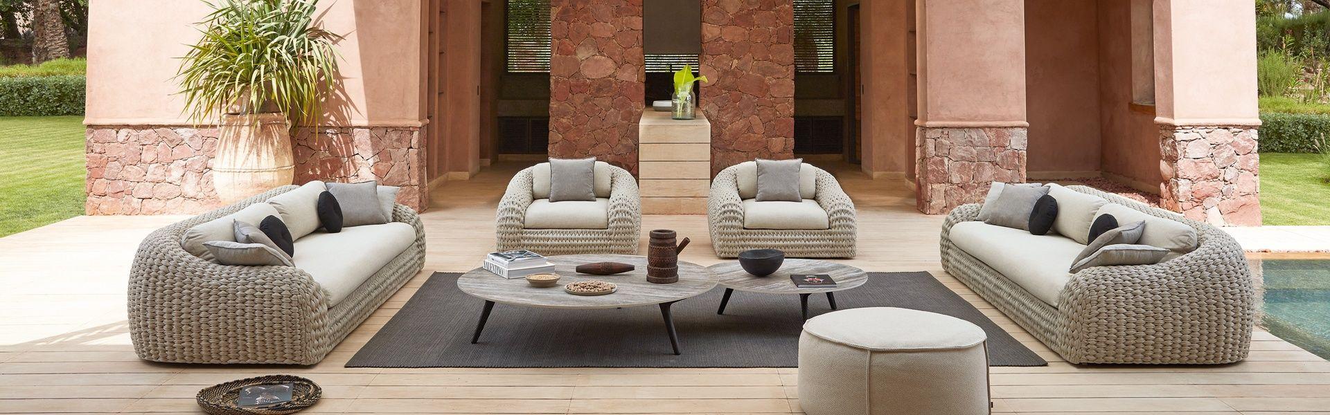 Sifas : Mobilier Et Meuble D'intérieur Et Extérieur Haut De ... concernant Mobilier De Jardin Design De Luxe
