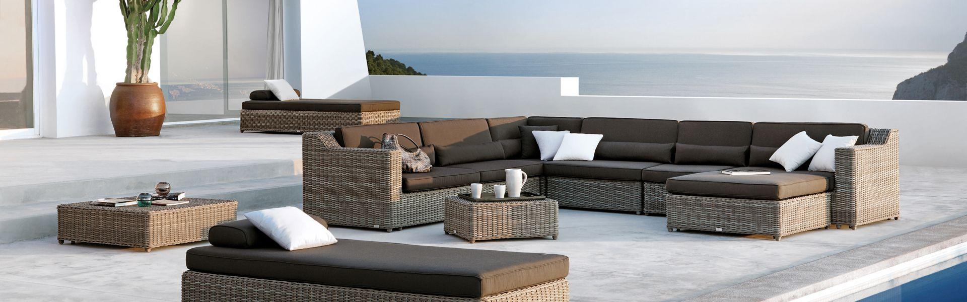 Sifas : Mobilier Et Meuble D'intérieur Et Extérieur Haut De ... destiné Mobilier De Jardin Design De Luxe