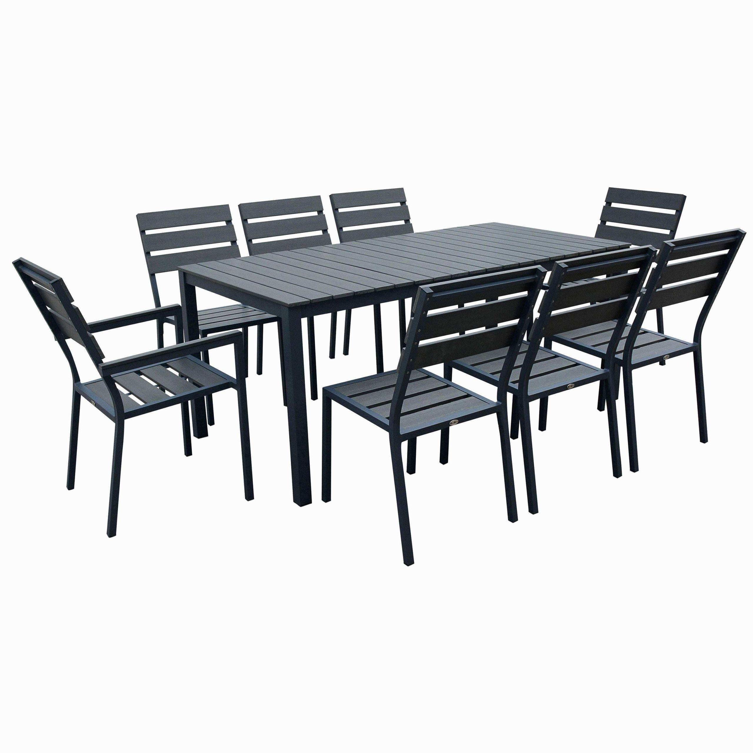 Table Chaise Terrasse Élégant Table Terrasse Pas Cher ... intérieur Table De Jardin Pas Cher