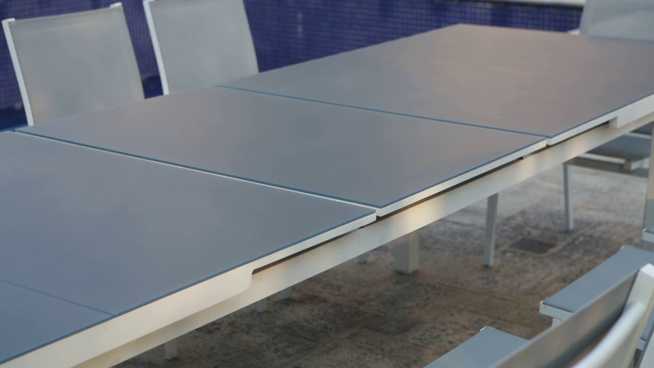 Table De Jardin Extensible Moniga - Concept Usine encequiconcerne Table De Jardin Extensible