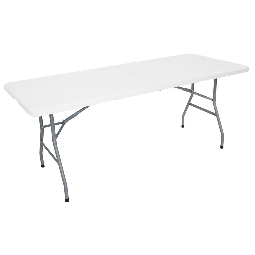Table Pliante avec Table De Jardin Pliante