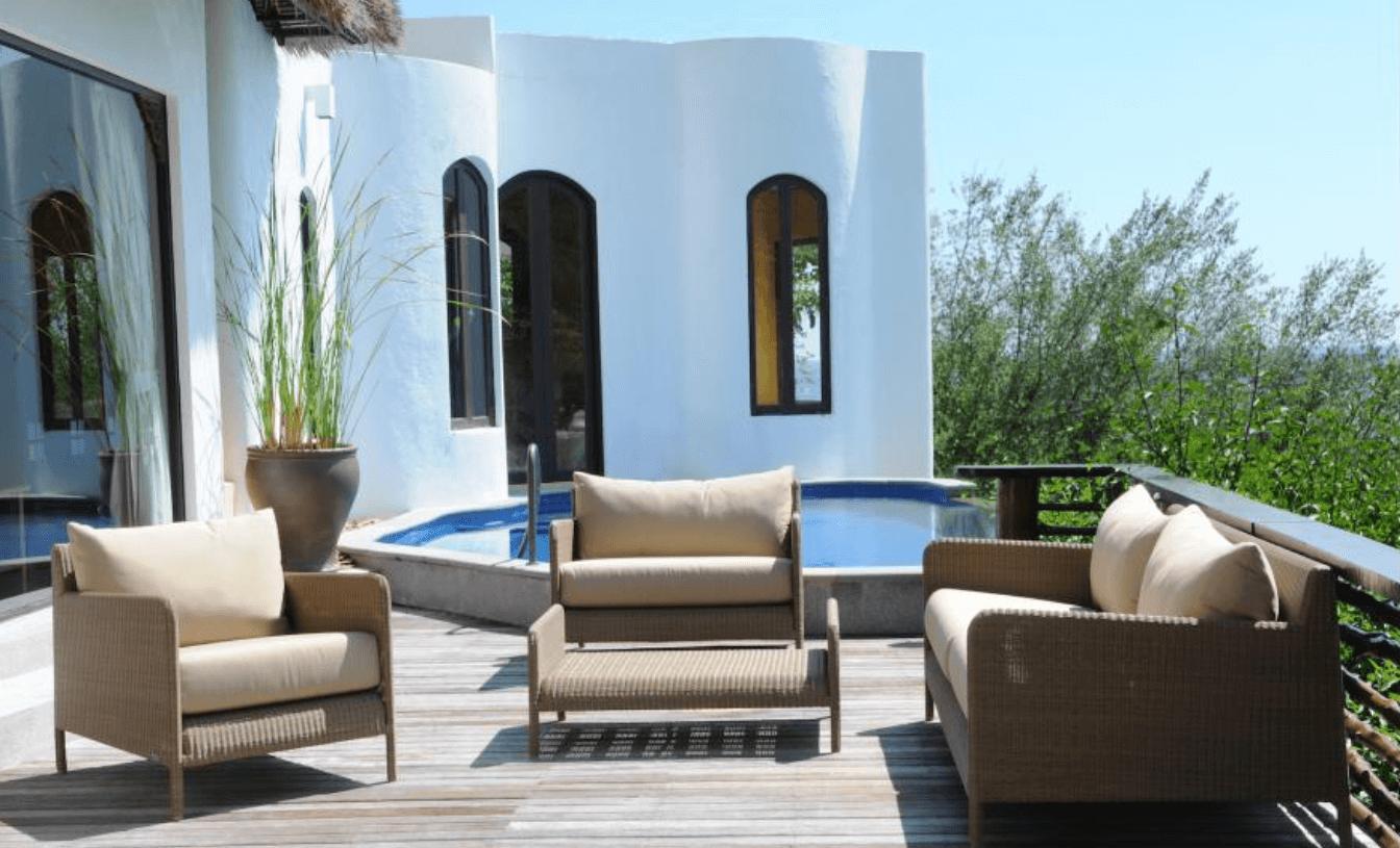 Tectona Paris Garden Furniture, Quality Outdoor Teak And ... intérieur Mobilier De Jardin Design De Luxe