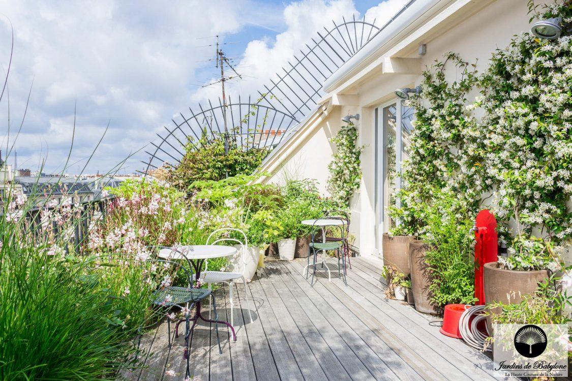 Terrasse Sur Le Toit: Fédération Française De La Tannerie ... à Terrasses Et Jardins Paris