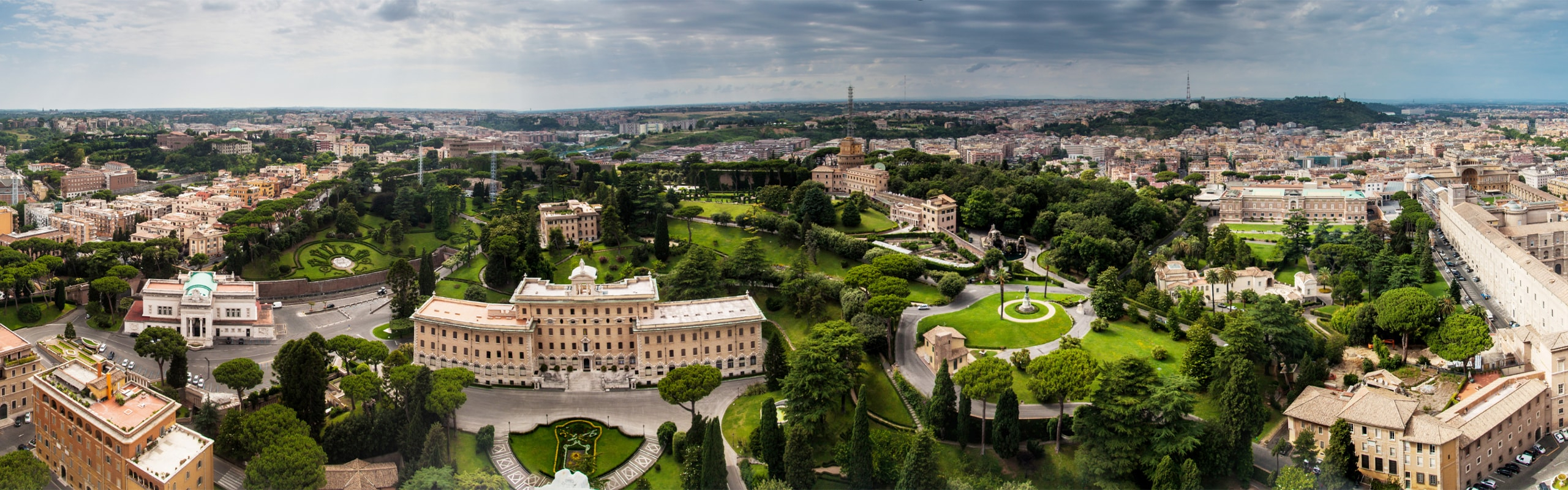 The Vatican Gardens: Tour And Guided Visit - Omnia Card destiné Jardin Du Vatican