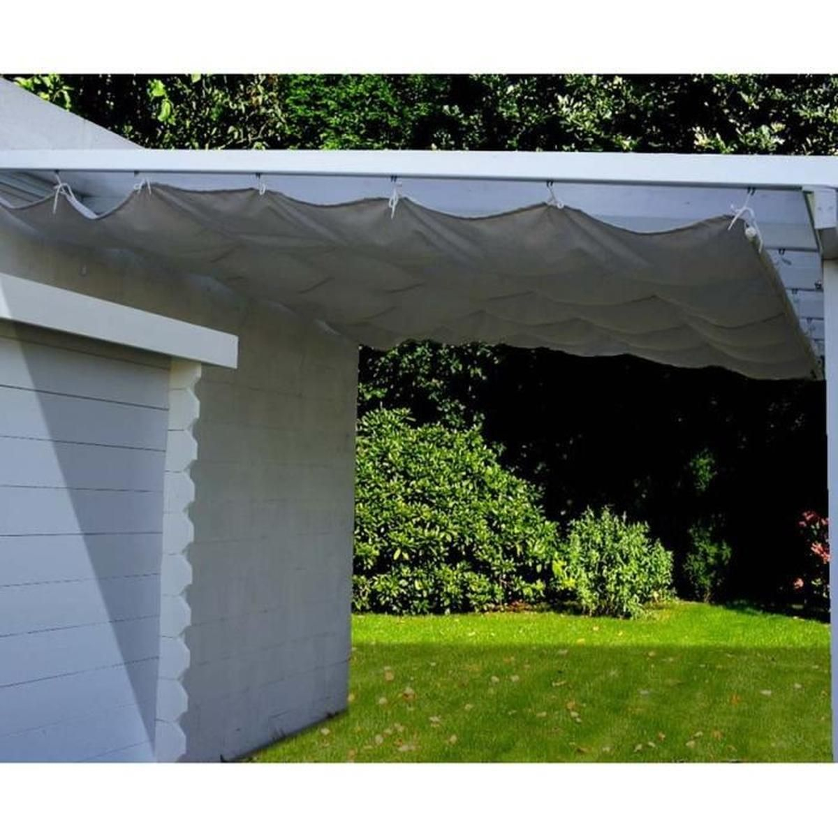 Toit Terrasse Chalet-Jardin destiné Toit Terrasse Pas Cher